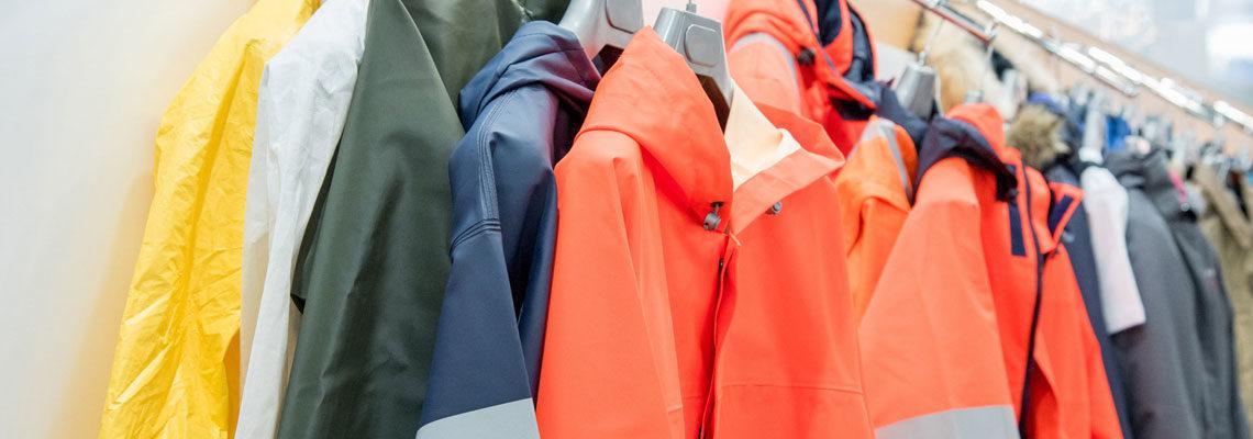 vêtements de sécurité